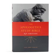 KJV Apologetics Study Bible, Hardcover by CSB Bibles by Holman, 9781535934732