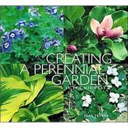 Creating a Perennial Garden...,Severa, Joan,9780915024735