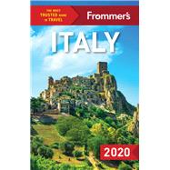 Frommer's 2020 Italy by Brewer, Stephen; Heath, Elizabeth; Keeling, Stephen; Schoenung, Michelle; Strachan, Donald, 9781628874747