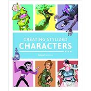 Creating Stylized Characters by 3D Total Publishing, 9781909414747