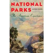 National Parks by Runte, Alfred, 9781589794757