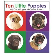 Ten Little Puppies by Snodgrass, David (CON), 9781732344761