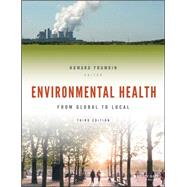 Environmental Health: From...,Frumkin, Howard,9781118984765