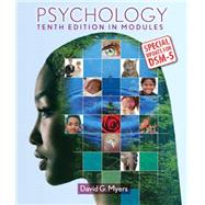 Psychology in Modules with...,Myers, David G.,9781464164767