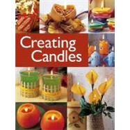 Creating Candles,Unknown,9780811734769