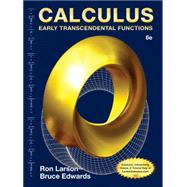 Calculus Early Transcendental...,Larson, Ron; Edwards, Bruce H.,9781285774770