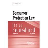 Consumer Protection Law in a Nutshell by Pridgen, Dee Dee, 9781684674770