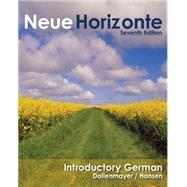 Neue Horizonte : Introductory...,Dollenmayer, David; Hansen,...,9780618954797