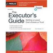 The Executor's Guide by Randolph, Mary, 9781413324808