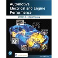 Automotive Electrical and...,Halderman, James D.,9780135224809