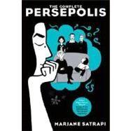 The Complete Persepolis,Satrapi, Marjane,9780375714832