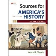 Sources for America's...,Edwards, Rebecca; Hinderaker,...,9781319274832