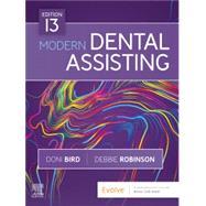 Modern Dental Assisting,Bird, Doni L.; Robinson,...,9780323624855