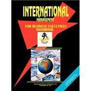 International Management for...,Alexander, Natasha,9780739764862