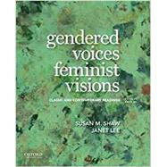Gendered Voices, Feminist...,Shaw, Susan M; Lee, Janet,9780190924874