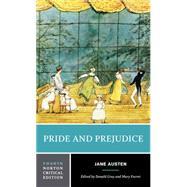 Pride and Prejudice,Austen, Jane; Gray, Donald;...,9780393264883