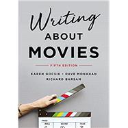 Writing About Movies,Gocsik, Karen; Monahan, Dave,9780393664904