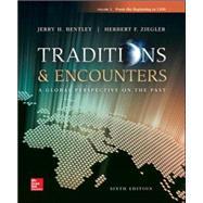 Traditions & Encounters...,Bentley, Jerry; Ziegler,...,9780077504908