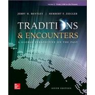Traditions & Encounters...,Bentley, Jerry; Ziegler,...,9780077504915