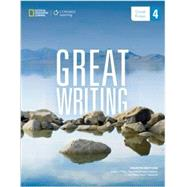 Great Writing 4 Great Essays,Folse, Keith S.;...,9781285194943