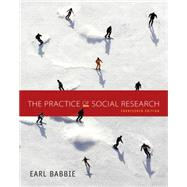 The Practice of Social...,Babbie, Earl R.,9781305104945