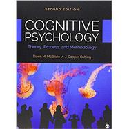 Cognitive Psychology by Mcbride, Dawn M.; Cutting, J. Cooper, 9781544324951