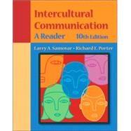 Intercultural Communication A Reader (with InfoTrac) by Samovar, Larry A.; Porter, Richard E., 9780534564957