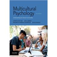 Multicultural Psychology,Mio, Jeffery Scott; Barker,...,9780190854959