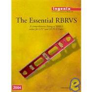 The Essential Rbrvs 2004,Ingenix,9781563374975