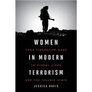 Women in Modern Terrorism,Davis, Jessica,9781442274983