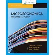 Microeconomics Principles & Policy by Baumol; Blinder, 9781337794992