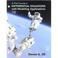 Bundle: A First Course in Differential Equations with Modeling Applications, Loose-leaf Version, 11th + WebAssign Printed Access Card for Zill's A First Course in Differential Equations with Modeling Applications, 11th Edition, Single-Term by Zill, Dennis G., 9781337604994