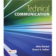 Technical Communication,Markel, Mike; Selber, Stuart...,9781319245009