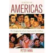 Americas : The Changing Face...,Winn, Peter,9780520245013