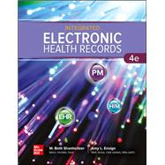 GEN COMBO LOOSE LEAF INTEGRATED ELECTRONIC HEALTH RECORDS; CONNECT ACCESS CARD by Shanholtzer, M. Beth, 9781264155026