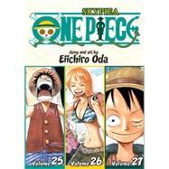 One Piece (Omnibus Edition), Vol. 9 Includes vols. 25, 26 & 27 by Oda, Eiichiro, 9781421555034