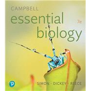Campbell Essential Biology,Simon, Eric J.; Dickey, Jean...,9780134765037