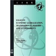 Essays in Economic...,Kouzmin, Alexander; Hayne,...,9789051995046