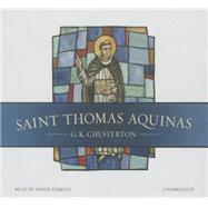 Saint Thomas Aquinas by Chesterton, G. K.; Perkins, Derek, 9781504665049
