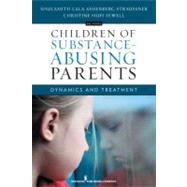 Children of Substance-Abusing...,Straussner, Shulamith Lala...,9780826165077