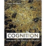 Cognition with Ebook and ZAPS,Reisberg, Daniel,9780393665079