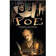 Poe by Hinds, Gareth, 9780763695095