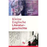 Kleine Englische Literaturgeschichte by Heyl, Christoph, 9783476045096