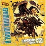 D & D Gamma World Expansion Pack: Legion of Gold by Wizards of the Coast LLC, 9780786955107