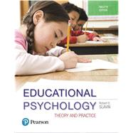 Educational Psychology Theory...,Slavin, Robert E.,9780134895109