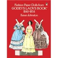 Fashion Paper Dolls from...,Johnston, Susan,9780486235110