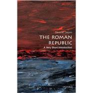 The Roman Republic: A Very...,Gwynn, David M.,9780199595112