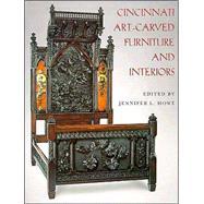 Cincinnati Art-Carved...,Howe, Jennifer L.,9780821415115