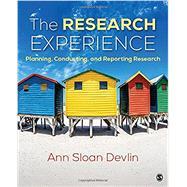 The Research Experience,Devlin, Ann Sloan,9781506325125