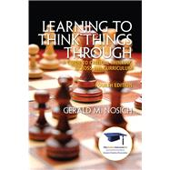 Learning to Think Things...,Nosich, Gerald M.,9780137085149